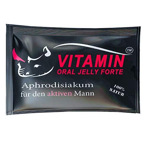 Vitamin Oral Forte | Natürliches Gel | Für den...