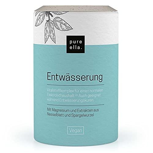 PURE ELLA ENTWÄSSERUNG, Vitalstoffkomplex für...