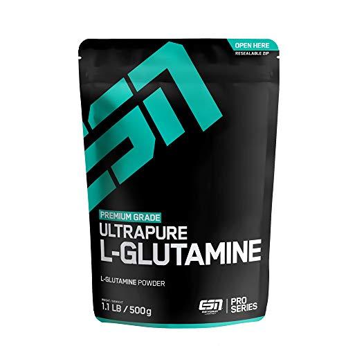 ESN Ultrapure L-Glutamine, 500g Pulver