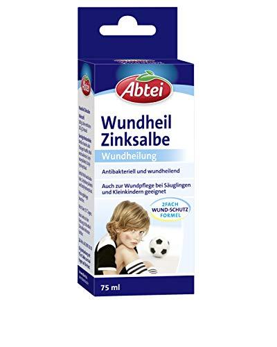 Abtei Wundheil Zinksalbe - Salbe mit Zink zur...