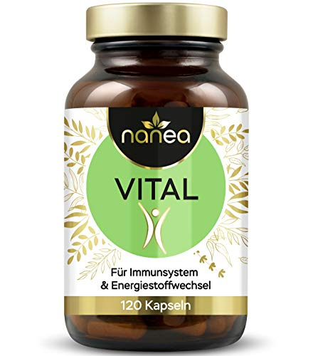 Umfangreiches Multivitamin mit natürlichen...