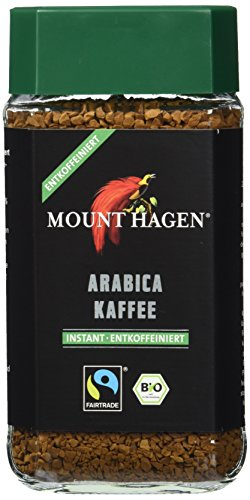 Mount Hagen Bio FT Naturland Instant Kaffee,...