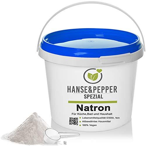5kg Natron Pulver in Lebensmittelqualität E500ii...