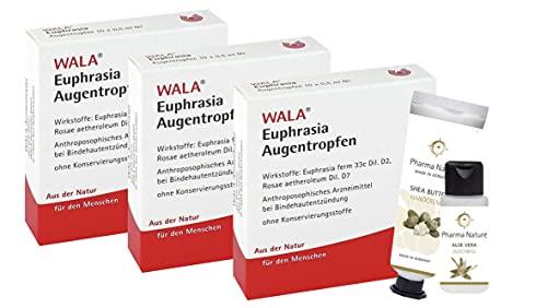 Euphrasia Augentropfen von Wala 10 x 0,5 ml...