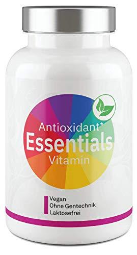 Antioxidant Essentials I Premium Antioxidantien...