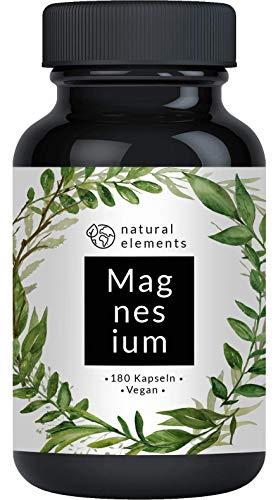 Premium Magnesiumcitrat - 2250mg davon 360mg...