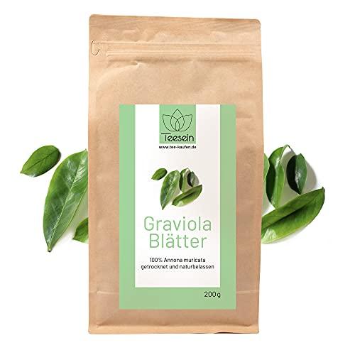 Graviola Blätter von Teesein® I 200gr I...