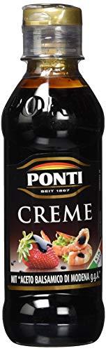 Ponti Creme Aceto Balsamico di Modena g.g.A. 1 x...