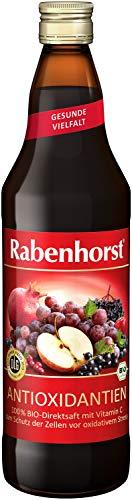 Rabenhorst Antioxidantien BIO, 6er Pack (6 x 700...