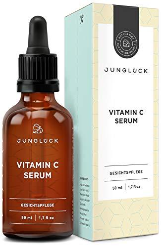 BIO Vitamin C Serum hochdosiert & vegan  ...
