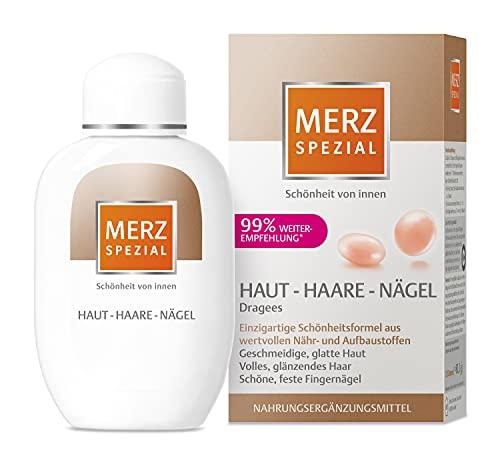 Merz Spezial Dragees Haut Haare Nägel –...