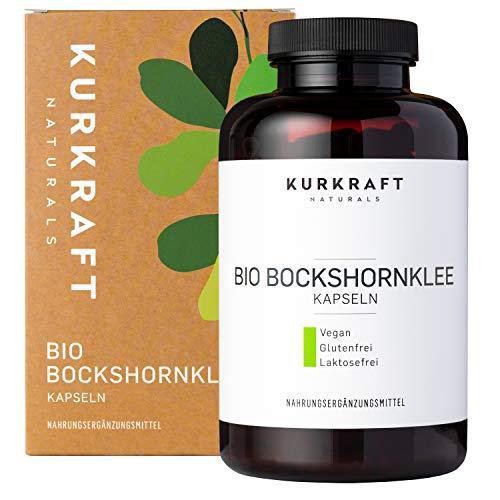 Kurkraft® Bockshornklee Kapseln Aktiviert (240...
