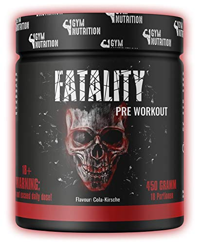 FATALITY - Ultra Hardcore Booster Pre workout -...
