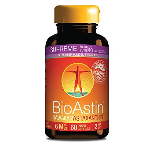 Nutrex Hawaii, BioAstin Supreme, 6 mg, 60 vegane...