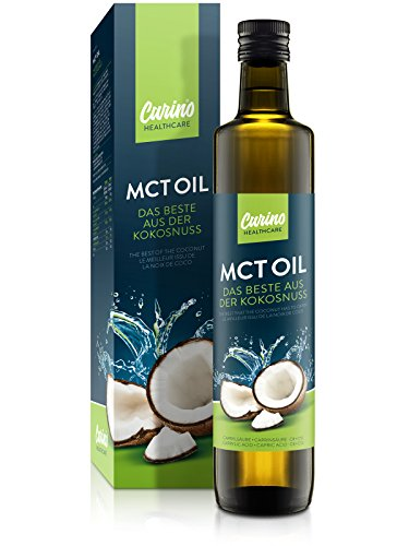 MCT-Öl aus Kokosöl für Bulletproof-Coffee &...