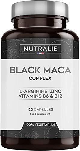Maca Schwarz aus Peru entspricht 24.000 mg für...