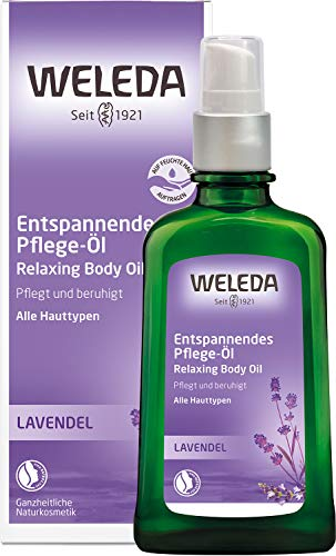 WELEDA Lavendel Entspannendes Pflege-Öl,...