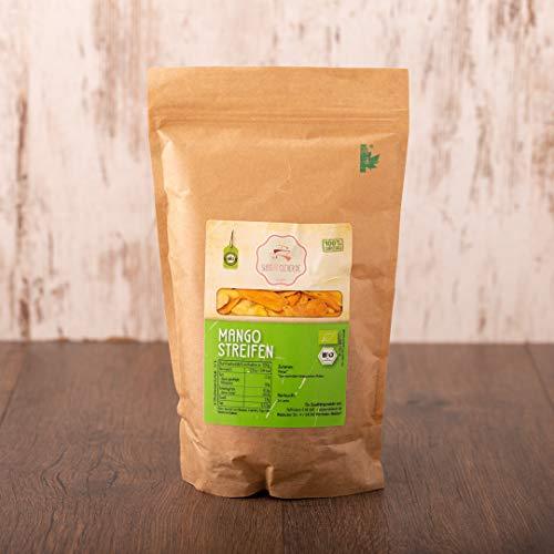 süssundclever.de® | Bio Mango, getrocknet | 1 kg...