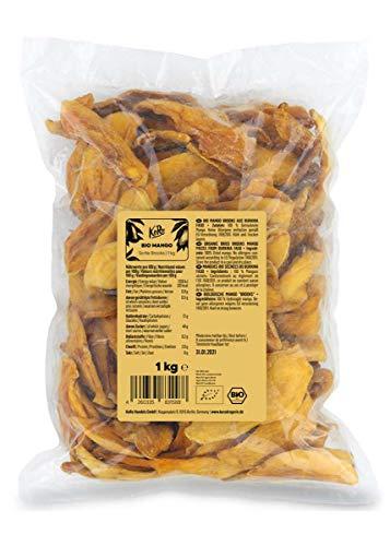 KoRo - Getrocknete Mango Sorte Brooks 1 kg -...