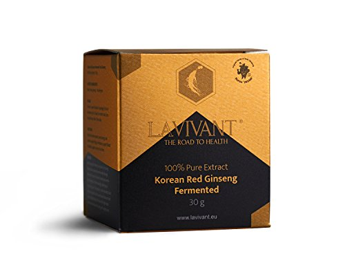 Koreanischer fermentierter Roter-Ginseng Extrakt,...