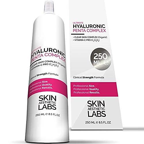 250 ml Hyaluronsäure Serum Konzentrat TESTSIEGER...
