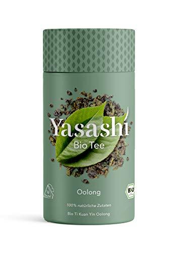 Yasashi Bio Tee | Bio Oolong Tee Ti Kuan Yin |...