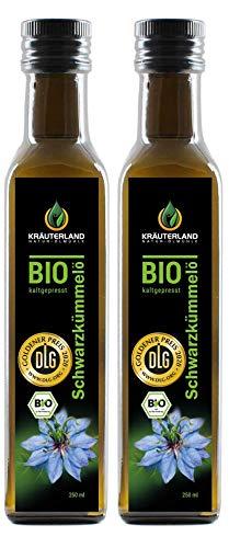 Kräuterland - Bio Schwarzkümmelöl gefiltert...