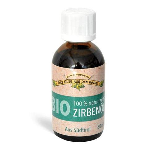 Zirbenöl 50ml - 100% BIO aus dem Inntal