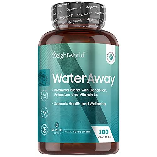 Water Away Kapseln Entwässerungstabletten -...