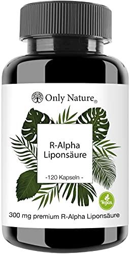 Only Nature R Alpha Liponsäure 300mg -...