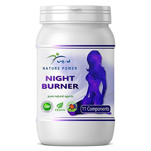 MoriVeda® Natural Night Burner I Natürliche...