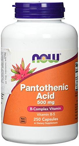 Now Foods, Vitamin B5 Pantothenic Acid (...
