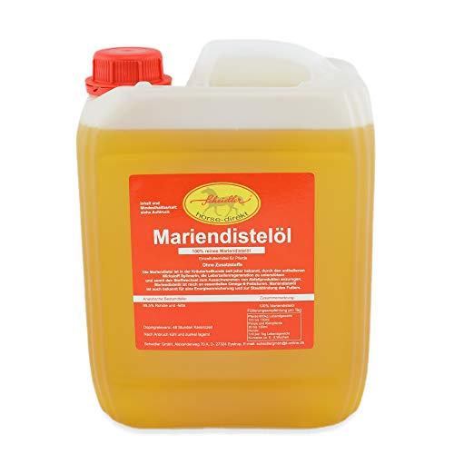 Scheidler horse-direkt Mariendistelöl 5L für...