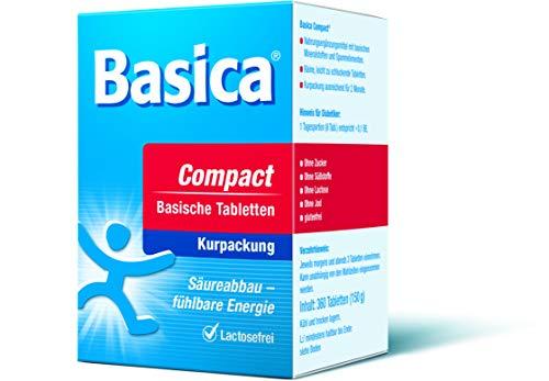 Basica Compact, praktische basische Tabletten für...