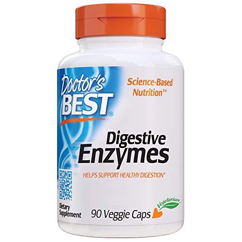 Doctor's Best - Verdauungsenzyme Digestive Enzymes...