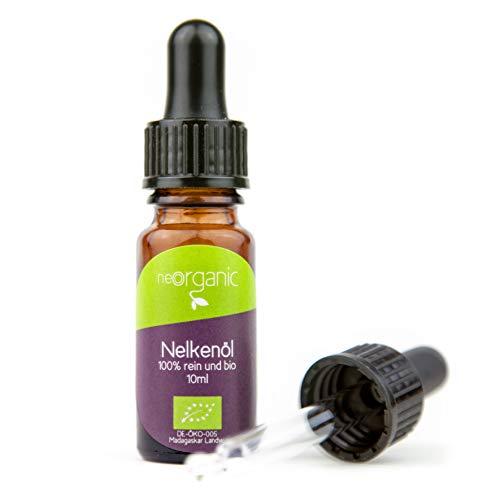 Bio-Nelkenöl (Syzygium aromaticum) –...