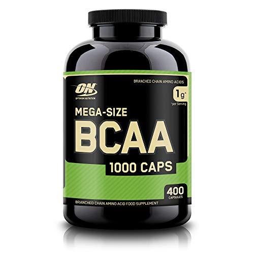 Optimum Nutrition ON BCAA 1000, BCAA Kapseln Reich...