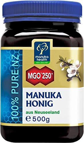 Manuka Health - Manuka Honig MGO 250+ (500 g) -...