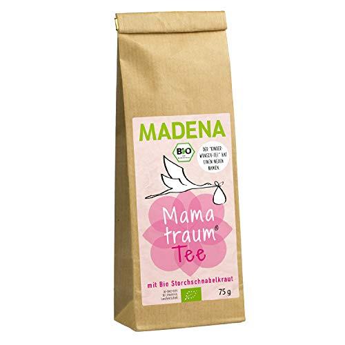 MADENA Bio Mamatraum Tee für Frauen (ehem. MADENA...