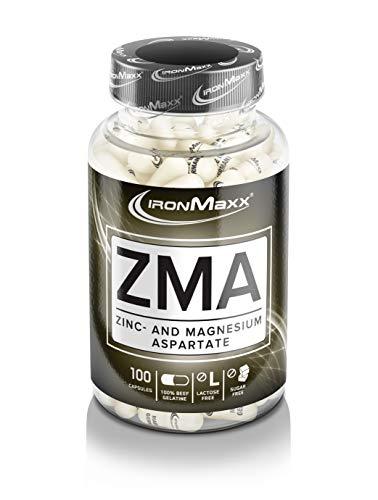 IronMaxx ZMA Magnesium Zink Vitamin B6...
