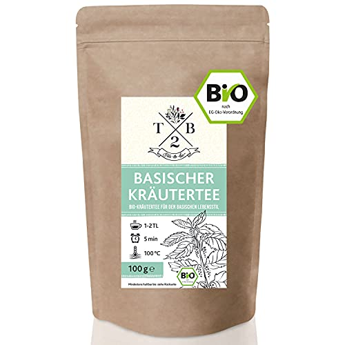 Basischer Kräutertee in Bio-Qualität zur...