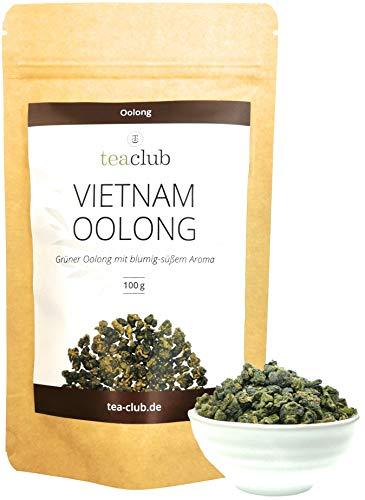 Grüner Oolong Tee Lose aus Vietnam 100g,...