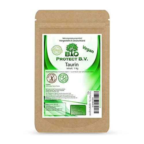 Taurin Pulver 1 Kg 100% rein ohne Zusatzstoffe!...