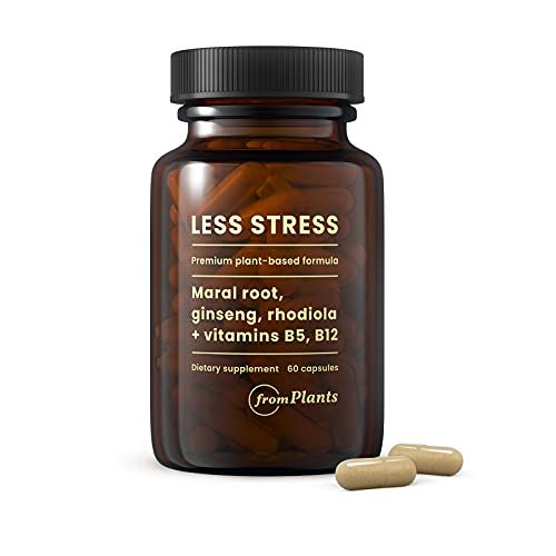Less Stress a balanced life from Plants | Rhodiola...
