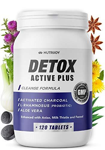 Detox Cleanse   120 Tabletten Colon Cleanse  ,...