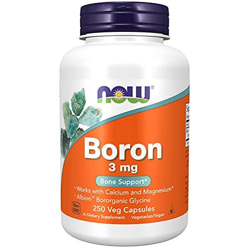 Now Foods   Boron   3 mg   250 Kapseln  ...