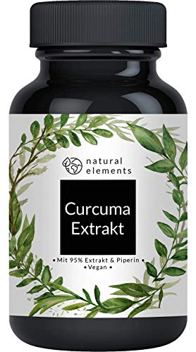 Curcuma Extrakt Kapseln (90 Kapseln) -...