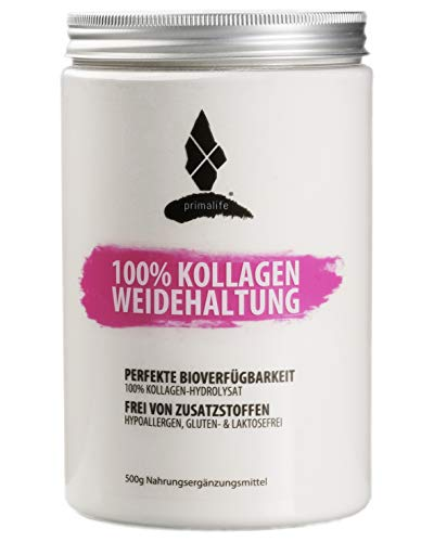 PRIMALIFE® Protein-Pulver - 100% Kollagen Aus...