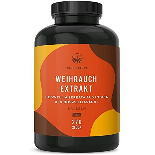 TRUE NATURE® Weihrauch Extrakt (Indischer...