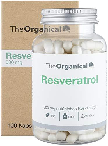 TheOrganical Trans Resveratrol Kapseln   100...